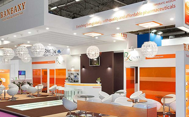 Exhibition Stand Design Ideas : Start exploring the ideas with an eye catchy exhibition stand